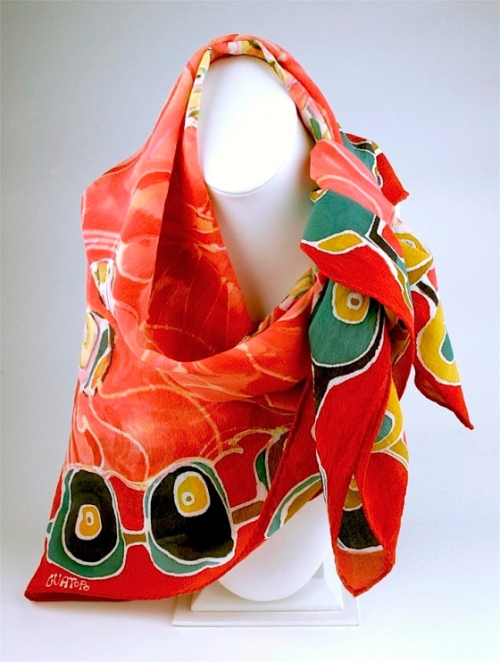 geometric-hand-painted-silk-scarves_by-Adriana-Mederos